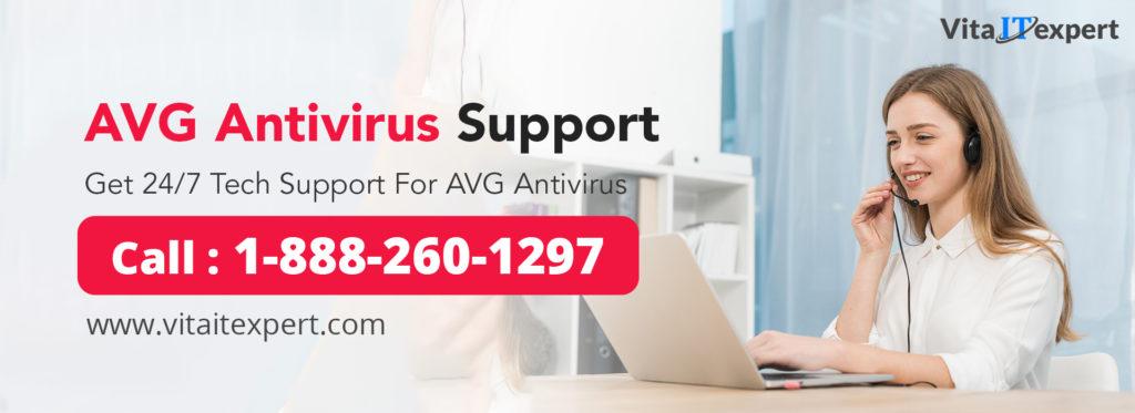 AVG Antivirus Support 1-888-260-1297