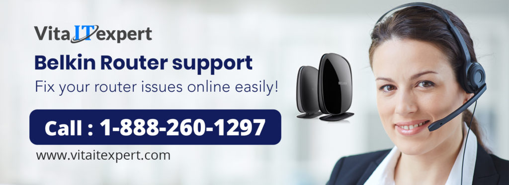 Belkin Router Support 1-888-260-1297