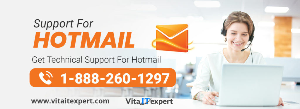 Hotmail Support number 1-888-260-1297