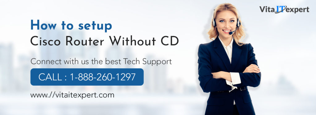 How to setup Cisco Router Without CD
