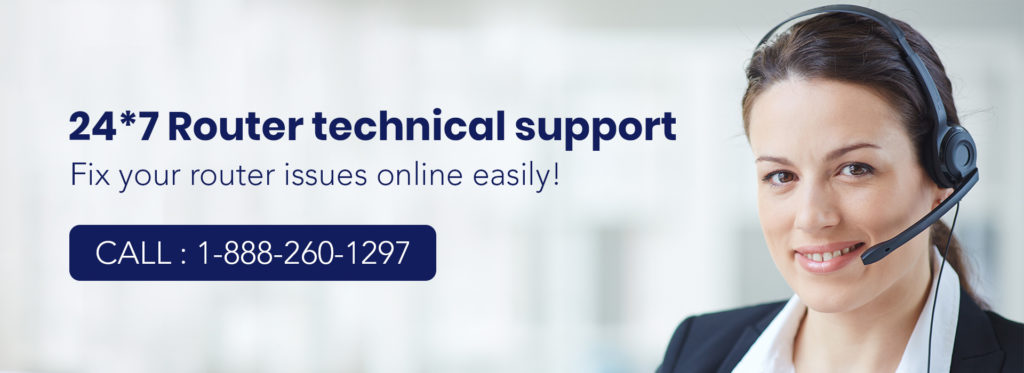 Router Support Services 1-888-260-1297