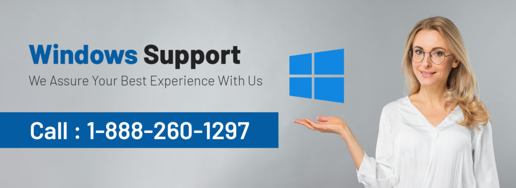 Windows Support number 1-888-260-1297