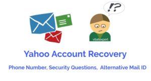 Yahoo-account-recovery