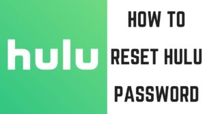 How To Recover Hulu Account